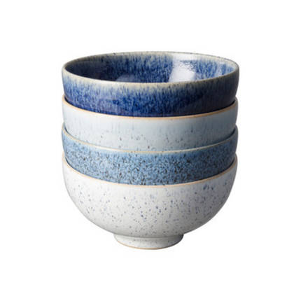 Studio Blue Rice Bowl - Set of 4 OUT OF STOCK