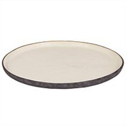 Esrum Two-tone Dinner Plate
