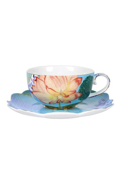 Pip Royal - Tea Cup and Saucer