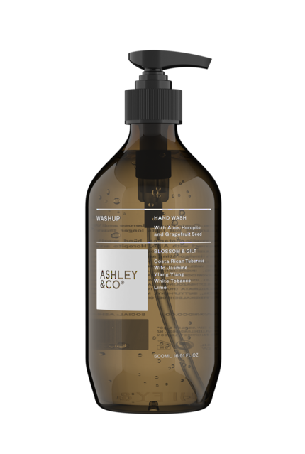Ashley & CO. Botanical Hand Wash - Blossom & Gilt
