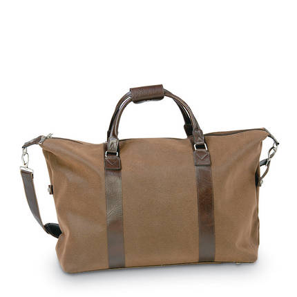 Angola Weekender Bag - Brown OUT OF STOCK