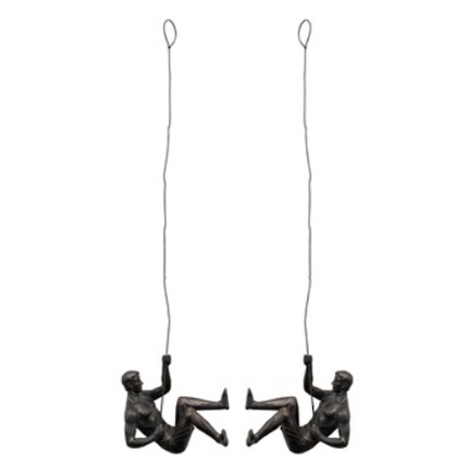 Gymnastic Hanging Men - Set of 2