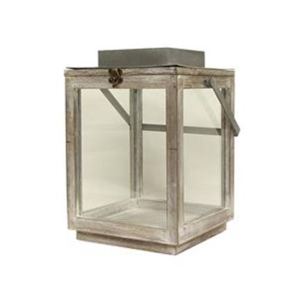 French Country - Remy Square Lantern Small