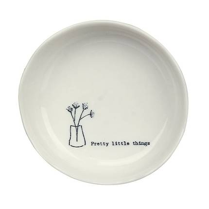 Wobbly Trinket Dish - Pretty Little Things