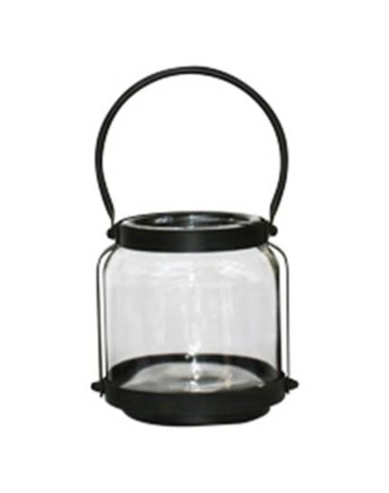 French Country - Cabin Lantern Short