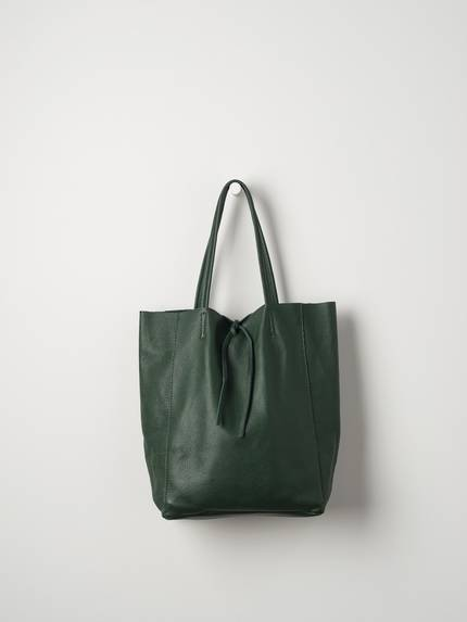 Florence Leather Tote Bag - Jungle - OUT OF STOCK