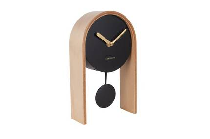 Karlsson Smart Pendulum - Light Wood
