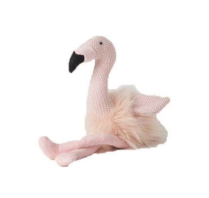 Soft Toy - Peggy the Flamingo OUT OF STOCK