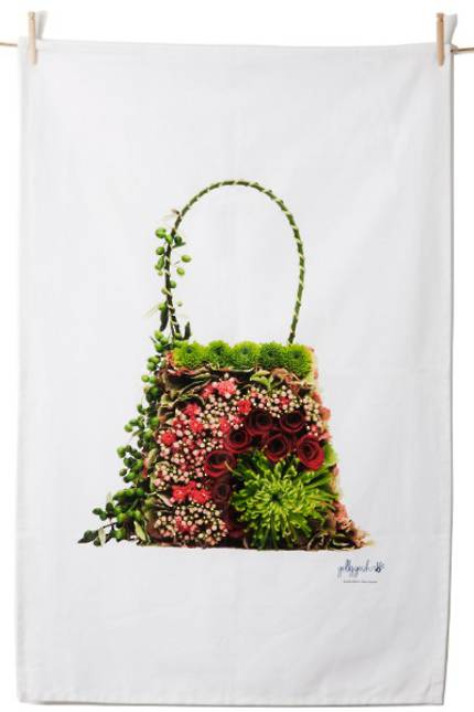 Tea Towel - Tapestry Bag - OUT OF STOCK