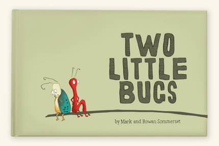 Book - Two Little Bugs