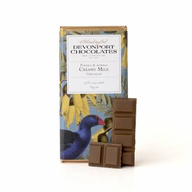 Creamy Milk Chocolate Bar - OUT OF STOCK