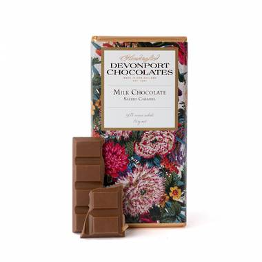 Salted Caramel Milk Chocolate Bar - OUT OF STOCK