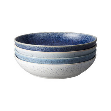 Studio Blue Pasta Bowl - Set of 4