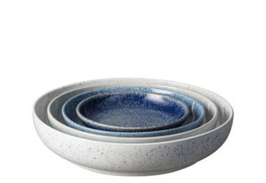 Studio Blue Nesting Bowl - Set of 4