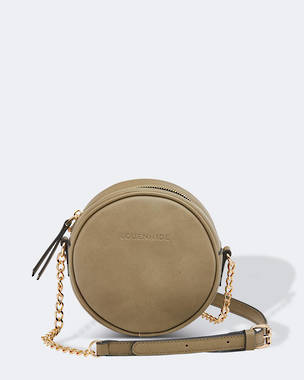 Bethany Cross Body Bag - Khaki