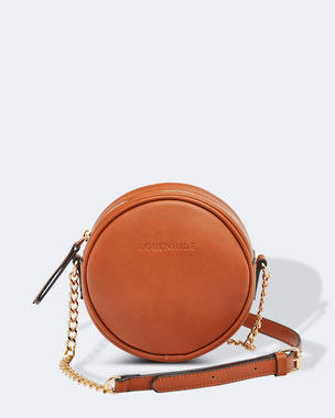 Bethany Cross Body Bag - Tan