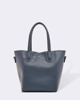 Deauville Bag - Navy