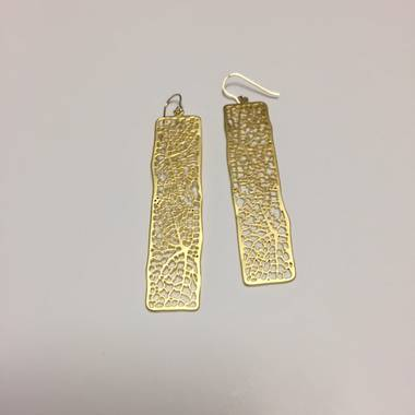 Twigg Jaadore Earrings - Gold