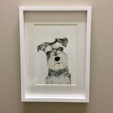 For Me by Dee - Chloe the Schnauzer