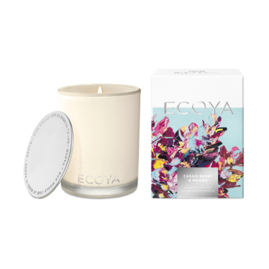 Ecoya Madison Jar - Cassis Berry & Mango