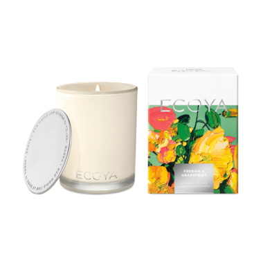 Ecoya Madison Jar - Freesia & Grapefruit