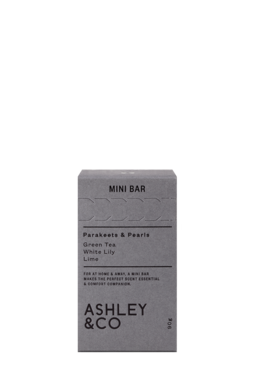 Ashley & CO. Mini Soap Bar - Parakeets & Pearls