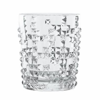 Punk Whisky Tumbler (Set of 4)