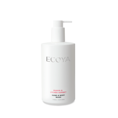 Ecoya Wash - Guava & Lychee Sorbet- OUT OF STOCK