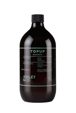 Ashley & CO. Top Up - Vine & Paisley