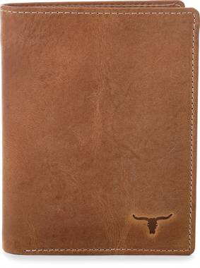 Sundance Leather Wallet - Cognac