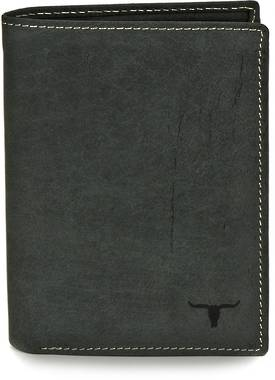 Sundance Leather Wallet - Black
