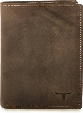 Sundance Leather Wallet - Brown
