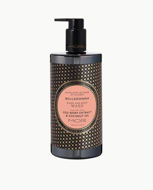 MOR Hand & Body Wash 500ml - Belladonna