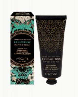 MOR Hand Cream 100mL - Bohemienne