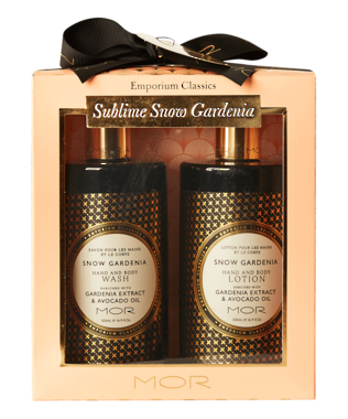 Sublime Snow Gardenia Gift Set
