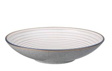 Studio Grey Ridged Bowl - Large / Mixed