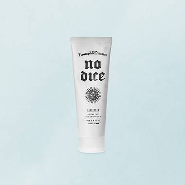 No Dice Sunscreen - 100mL