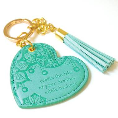 Key Chain - Tahitian Turquoise - OUT OF STOCK